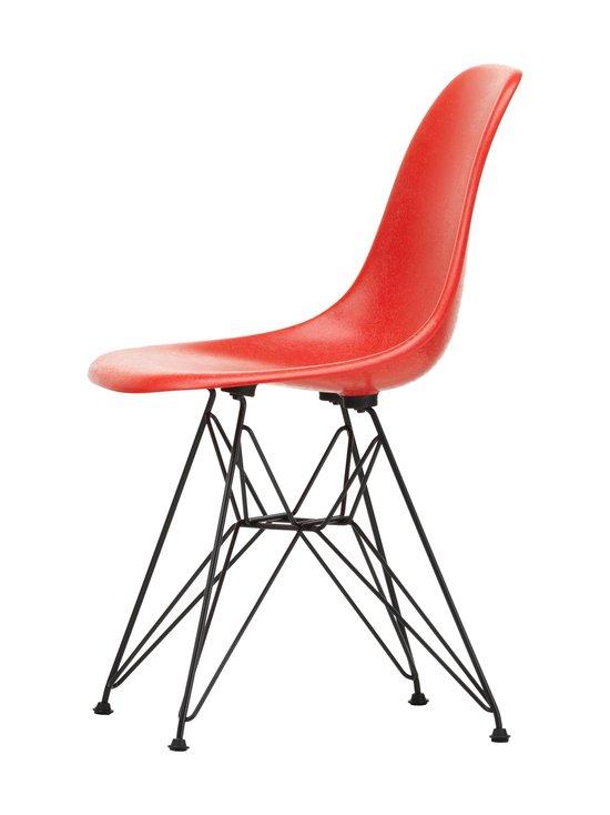Vitra - Eames DSR Fiberglass -tuoli - 30 BLACK/CLASSIC RED 09 | Stockmann - photo 2