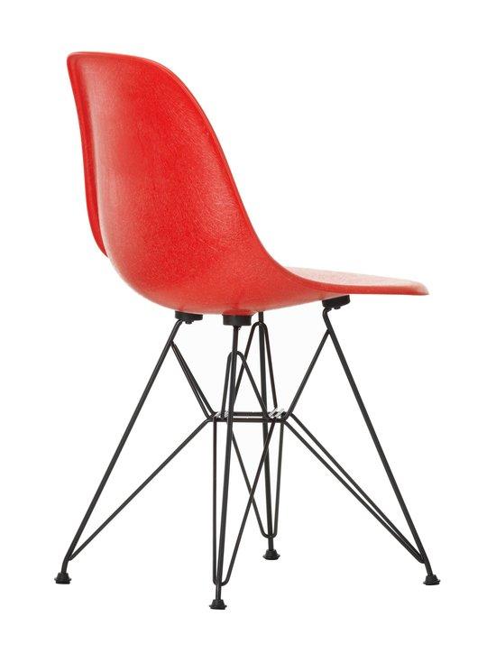 Vitra - Eames DSR Fiberglass -tuoli - 30 BLACK/CLASSIC RED 09 | Stockmann - photo 3