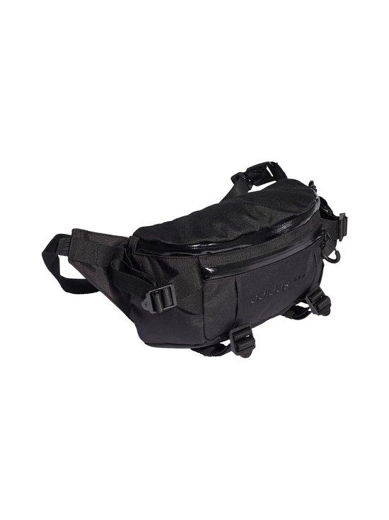 adidas Originals - Adventure Waist Bag -vyölaukku - BLACK | Stockmann - photo 1