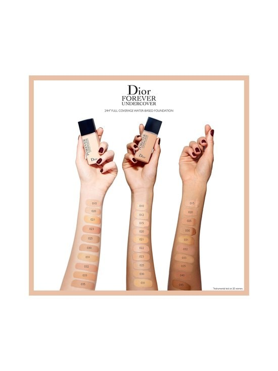 DIOR - Diorskin Forever Undercover Foundation -meikkivoide - 030 MEDIUM BEIGE | Stockmann - photo 2