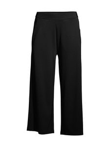 Marc O'Polo - Jersey Cropped Culotte -housut - 990 BLACK | Stockmann