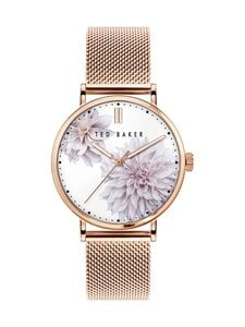 Ted Baker London - Phylipa Peonia -rannekello - 57 ROSE GOLD-TONE | Stockmann