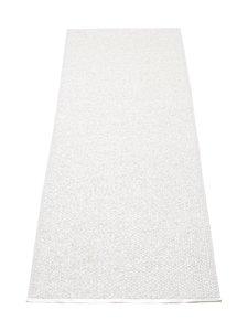Pappelina - Svea-muovimatto 70 x 240 cm - VALKOINEN/METALLI | Stockmann
