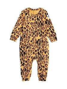 Mini Rodini - Basic Leopard -haalari - BEIGE | Stockmann