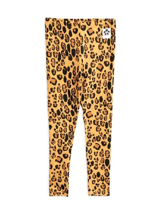 Basic Leopard -leggingsit