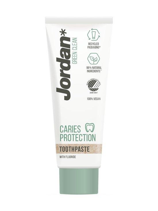 Jordan - Green Clean Caries Protection Toothpaste -hammastahna 75 ml - NOCOL | Stockmann - photo 1