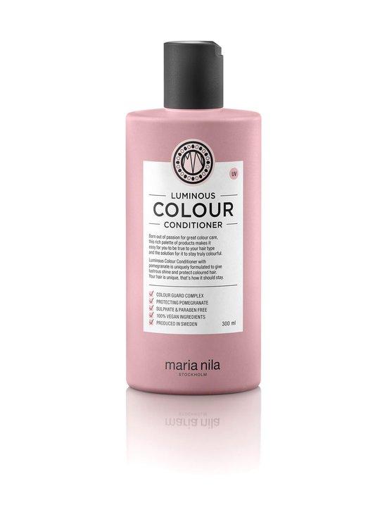 Maria Nila - Care & Style Luminous Colour Conditioner -hoitoaine 300 ml - NOCOL | Stockmann - photo 1