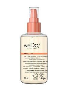 Wedo - Natural Oil -hiusöljy 100 ml | Stockmann