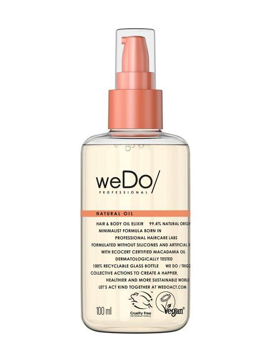 Wedo - Natural Oil -hiusöljy 100 ml - NOCOL | Stockmann - photo 1