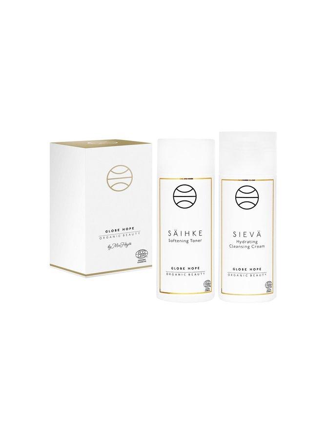 Gift Set Säihke + Sievä -tuotepakkaus