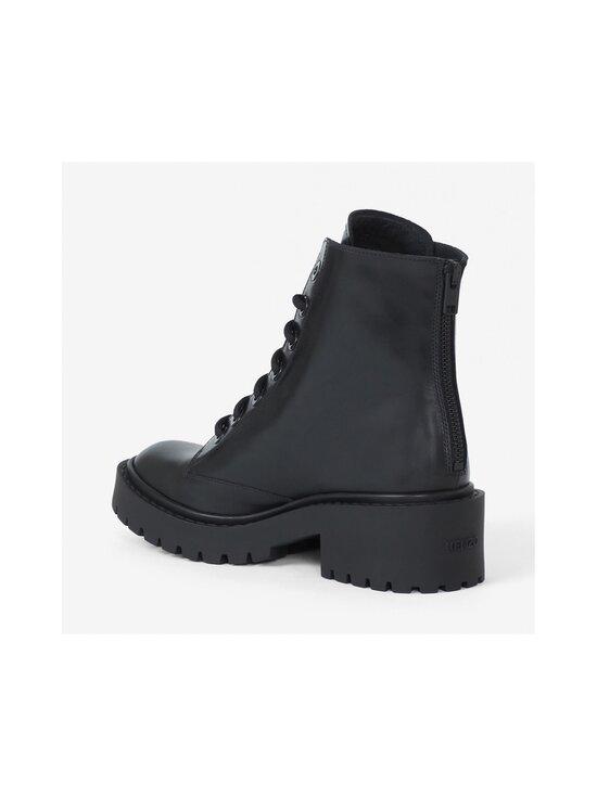Kenzo - Pike Boot -nahkanilkkurit - 99 BLACK   Stockmann - photo 2