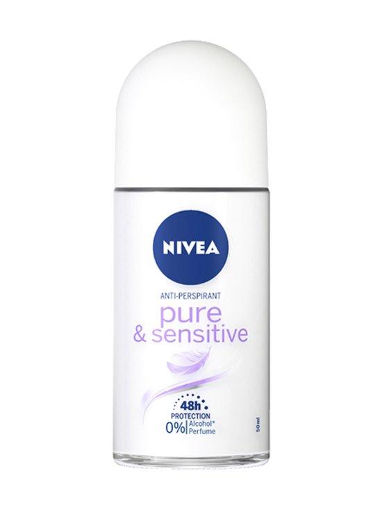 NIVEA - Pure & Sensitive Roll-On -antiperspirantti 50 ml - NOCOL   Stockmann - photo 1