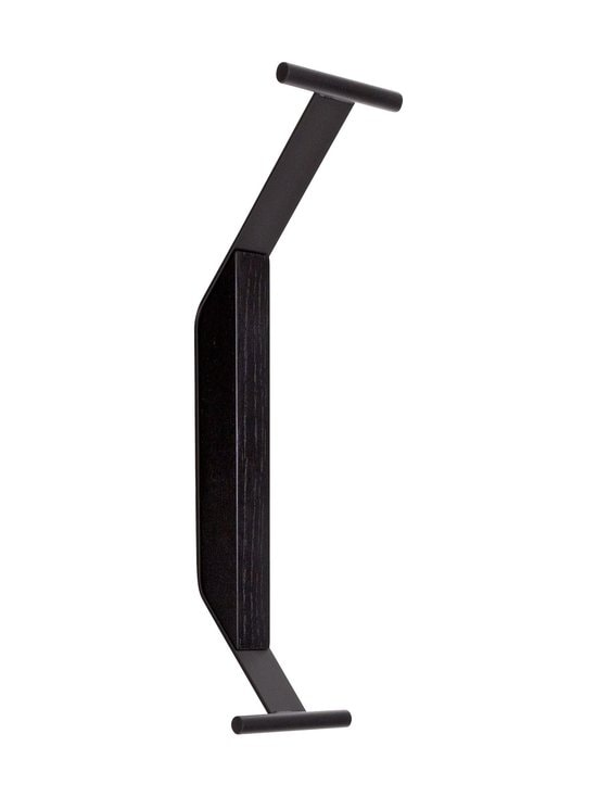Artek - REB014 Kaari -naulakko - BLACK STEEL/BLACK OAK (MUSTA) | Stockmann - photo 1