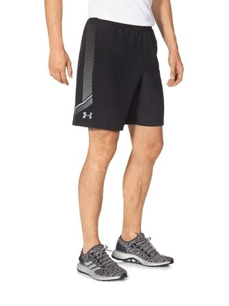 Woven Graphic workout shorts - Under Armour