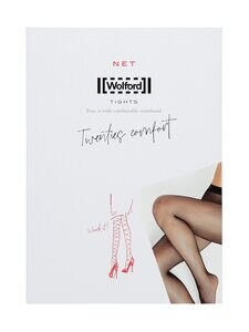 Wolford - Twenties Comfort -sukkahousut - 4586 COCONUT | Stockmann