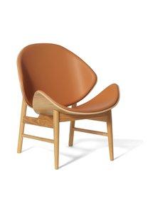 Warm Nordic - The Orange -tuoli - COGNAC LEATHER | Stockmann