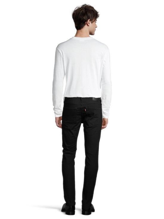 Levi's - Skinny Taper -farkut - BLACK | Stockmann - photo 3