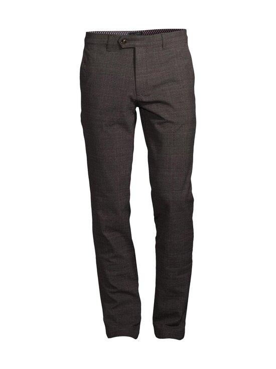 Ted Baker London - Boyess Super Slim Fit -housut - 22 XCHOCOLATE | Stockmann - photo 1