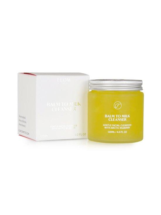 Flow Cosmetics - Balm to Milk Cleanser-Gentle Facial Cleanser with Arctic Bilberry -puhdistusvoide 120 ml - NOCOL | Stockmann - photo 1