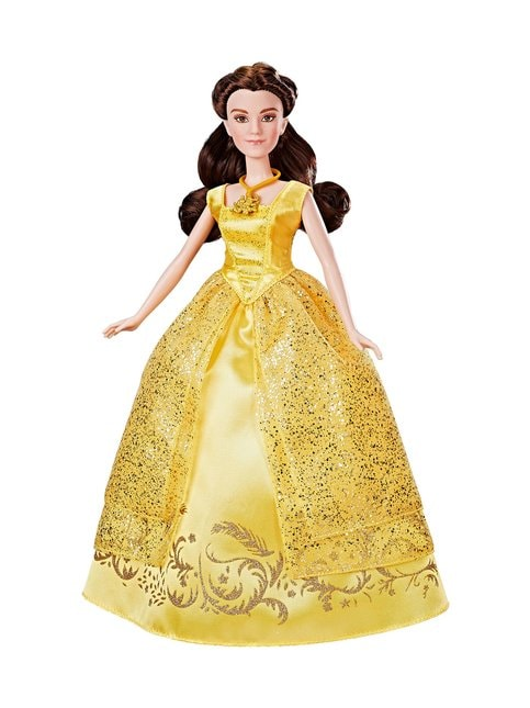 Disney Kaunotar ja Hirviö Lumoavat melodiat -nukke