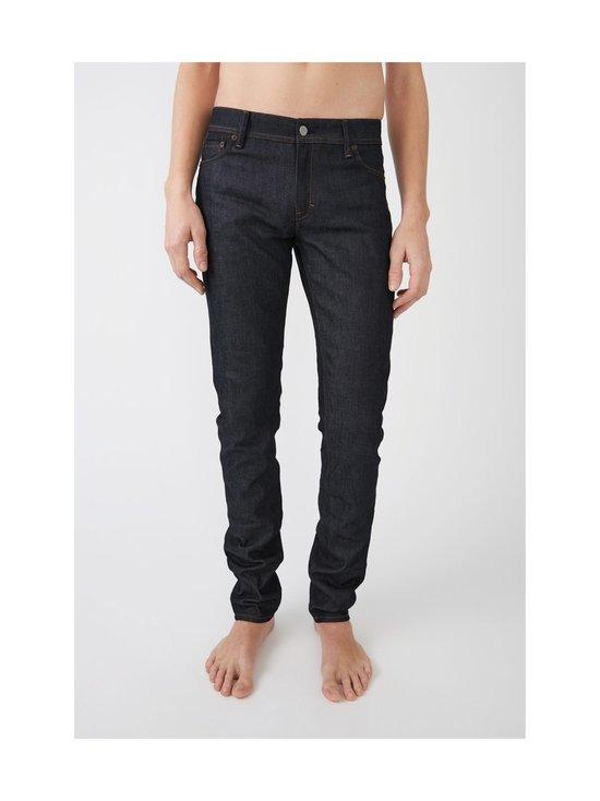 Acne Studios - North Indigo Mid-rise Skinny Jeans -farkut - NORTH INDIGO | Stockmann - photo 2