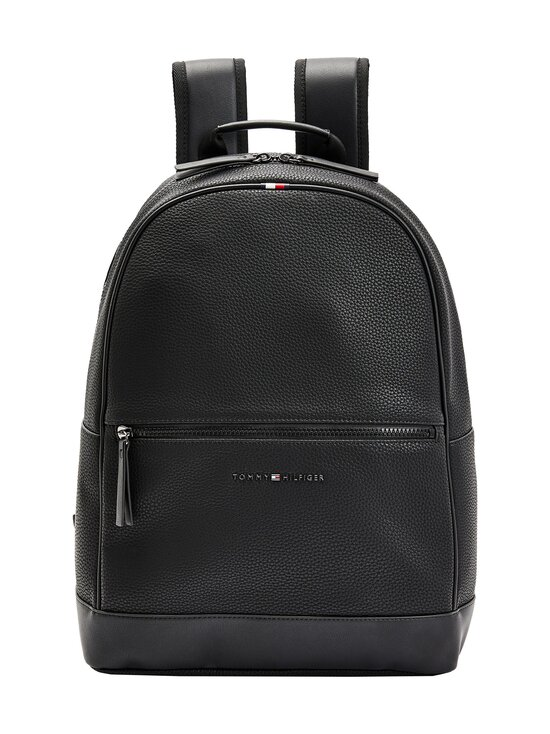 Tommy Hilfiger - Essential Backpack -reppu - BDS BLACK | Stockmann - photo 1