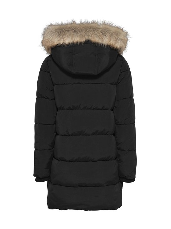 Tommy Jeans - Tjw Modern Puffa Coat -takki - BDS BLACK | Stockmann - photo 2