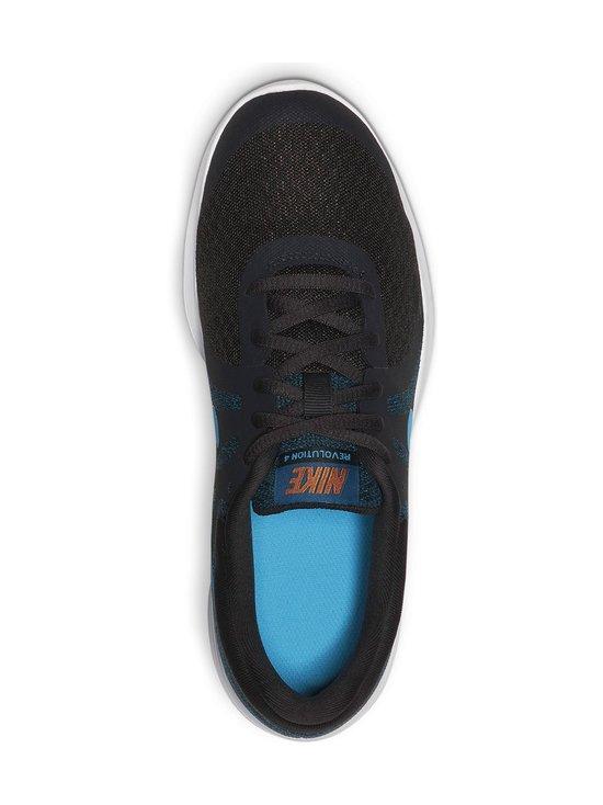Nike - Revolution 4 -sneakerit - OFF NOIR/LIGHT CURRENT BLUE | Stockmann - photo 2