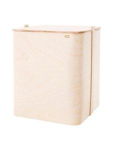 Verso Design - Koppa Big Box High -säilytyslaatikko - KOIVU   Stockmann