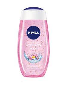 NIVEA - Waterlily & Oil Caring Shower Gel -suihkugeeli 250 ml | Stockmann