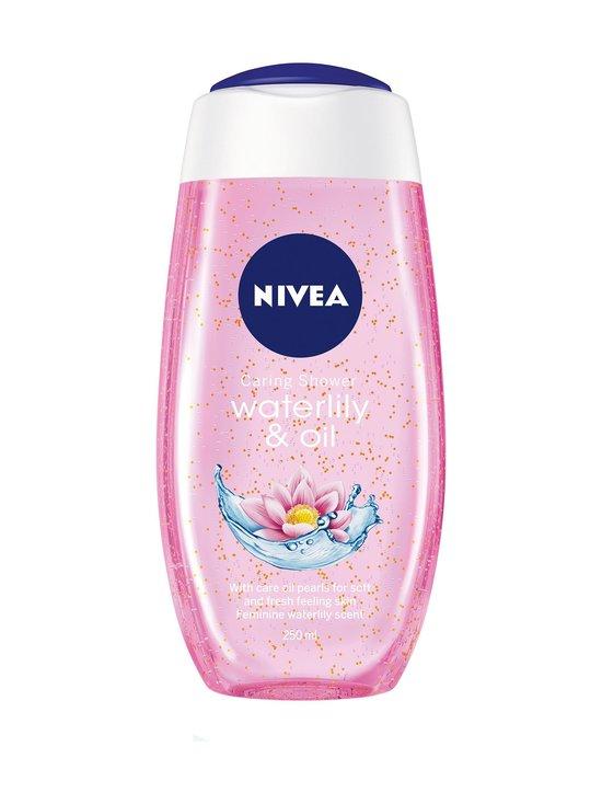 NIVEA - Waterlily & Oil Caring Shower Gel -suihkugeeli 250 ml - null   Stockmann - photo 1