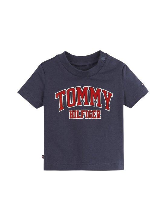 Tommy Hilfiger - Baby Tee -paita - C87 TWILIGHT NAVY | Stockmann - photo 1