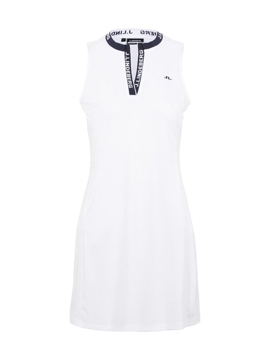 J.Lindeberg - Meja Golf Dress -mekko - 0000 WHITE | Stockmann - photo 1