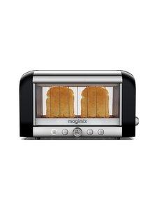 Magimix - Vision Toaster 2 Slices -leivänpaahdin - MUSTA/TERÄS | Stockmann