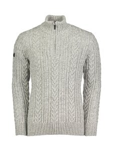 Superdry - Jacob Henley -neule - THU CONCRETE TWIST | Stockmann