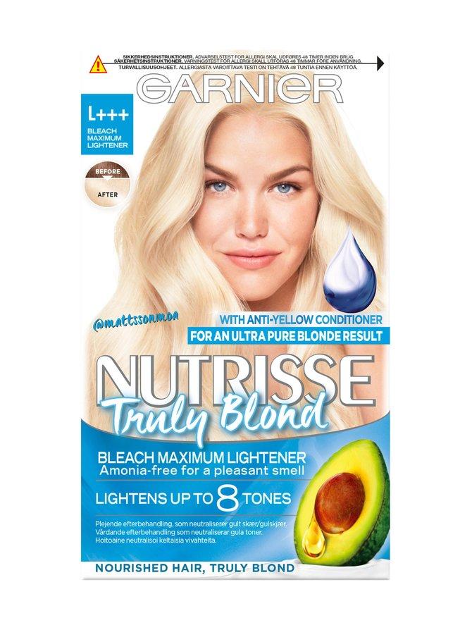 Nutrisse Truly Blonde -hiusväri