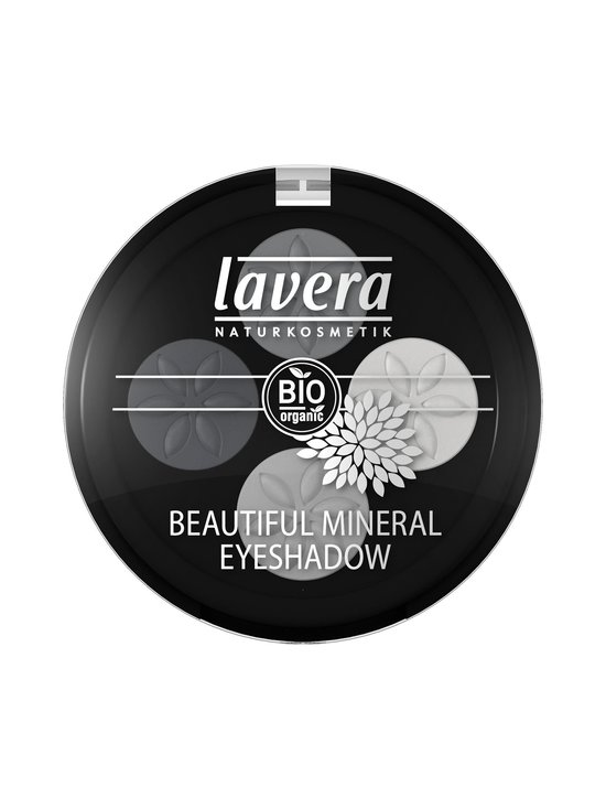 Lavera - Trend Sensitiv Beautiful Mineral Quattro -luomiväripaletti - SMOKEY GREY | Stockmann - photo 1
