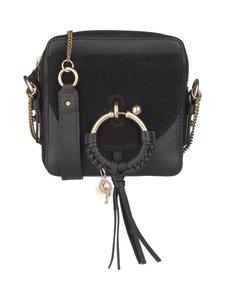 See By Chloe - Joan Camera Bag -nahkalaukku - BLACK | Stockmann
