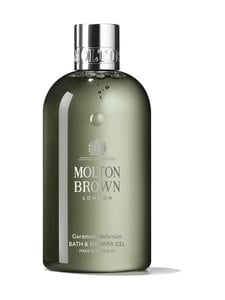 Molton Brown - Geranium Nefertum Bath & Shower Gel -suihkugeeli 300 ml - null | Stockmann