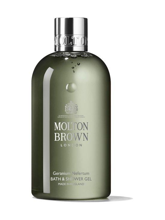 Molton Brown - Geranium Nefertum Bath & Shower Gel -suihkugeeli 300 ml - NO COLOR | Stockmann - photo 1