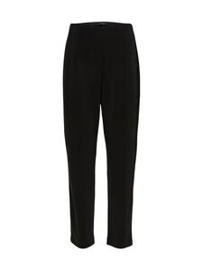 Selected - SlfTenny MW Ankle Pant -housut - BLACK | Stockmann