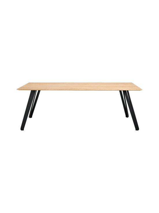 Muubs - Space-ruokapöytä 100 x 220 cm - NATURAL   Stockmann - photo 1