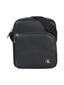 Calvin Klein Bags & Accessories - Reporter With Zip Pocket -laukku - BDS BLACK | Stockmann