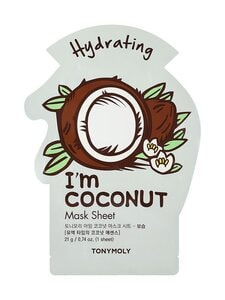 TONYMOLY - I'm Coconut Mask Sheet -kasvonaamio | Stockmann