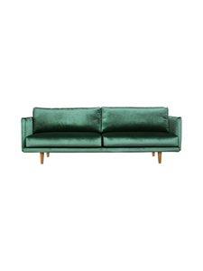 Hakola - Lazy Velvet -sohva - TUMMANVIHREÄ | Stockmann