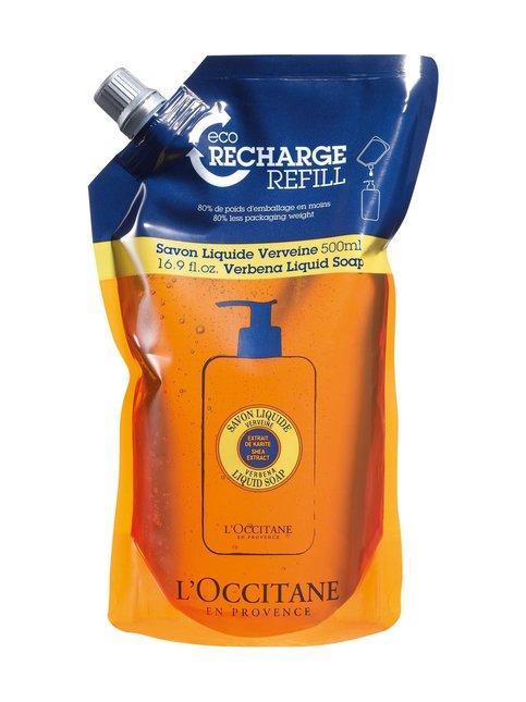 Shea Liquid Soap Eco-Refill Verbena -nestesaippua, täyttöpakkaus 500 ml