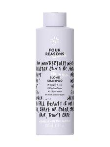 Four Reasons - Blond Shampoo -shampoo 300 ml | Stockmann