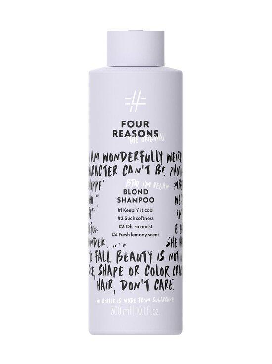 Four Reasons - Blond Shampoo -shampoo 300 ml - NOCOL   Stockmann - photo 1