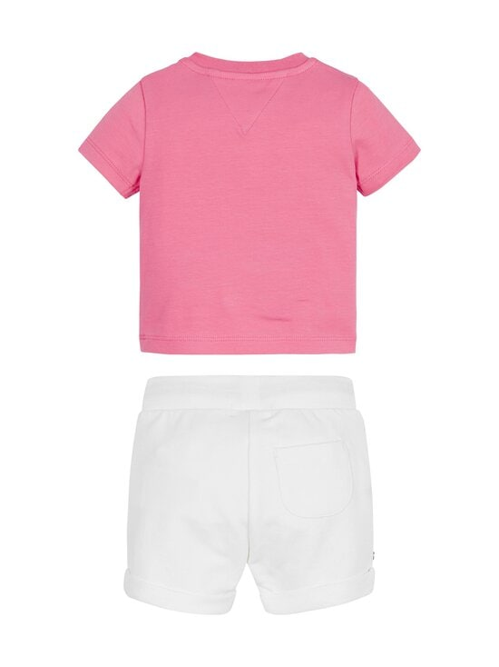 Tommy Hilfiger - Baby Established -setti - THJ EXOTIC PINK | Stockmann - photo 2
