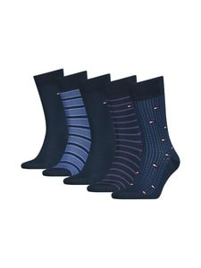 Tommy Hilfiger - Sukat 5-pack - 002DARK NAVY | Stockmann